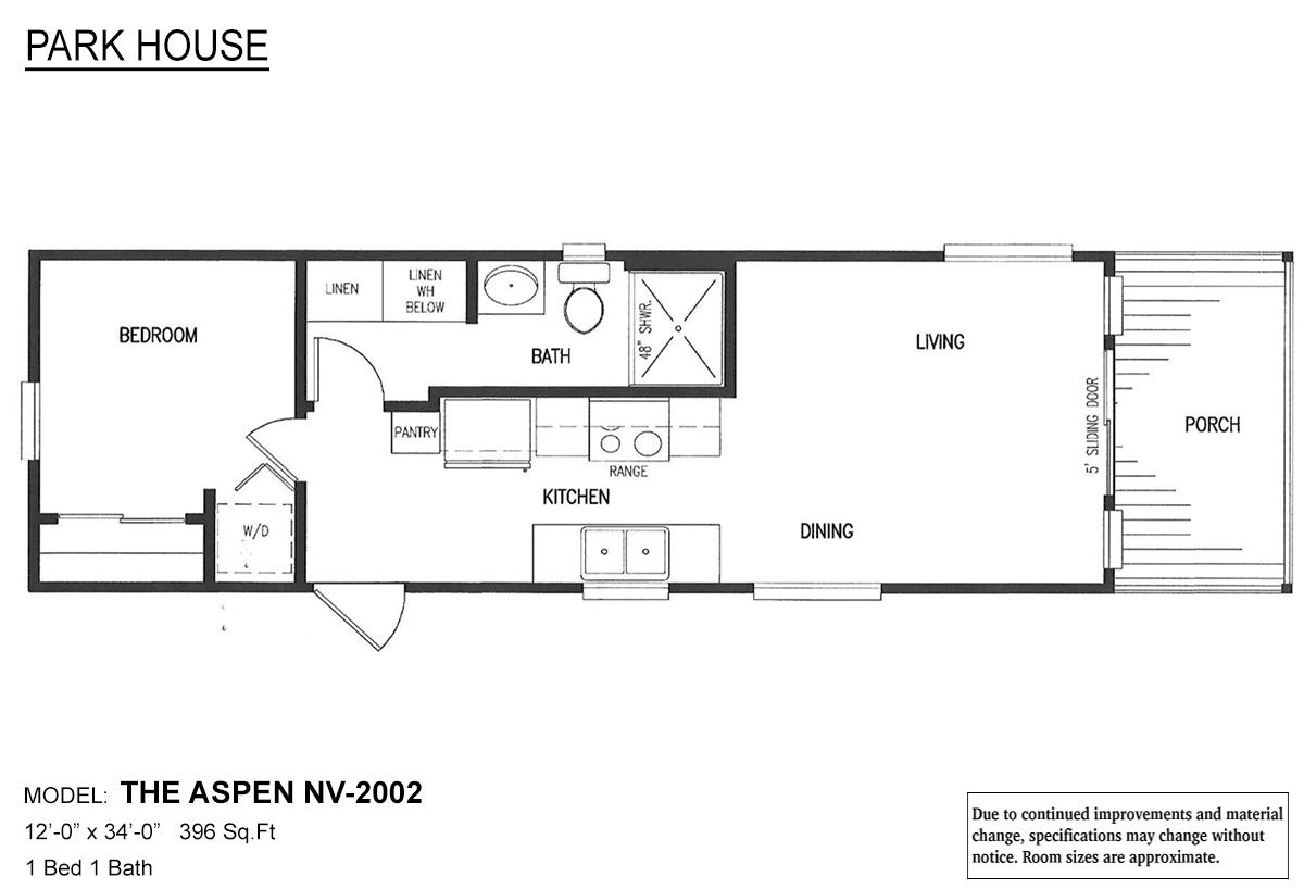 Park House - The Aspen