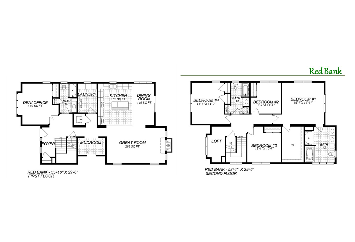 2 Story Homes Modular Homes Manufactured Homes For Sale