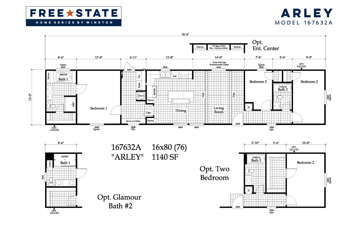 Free State - The Arley 167632A