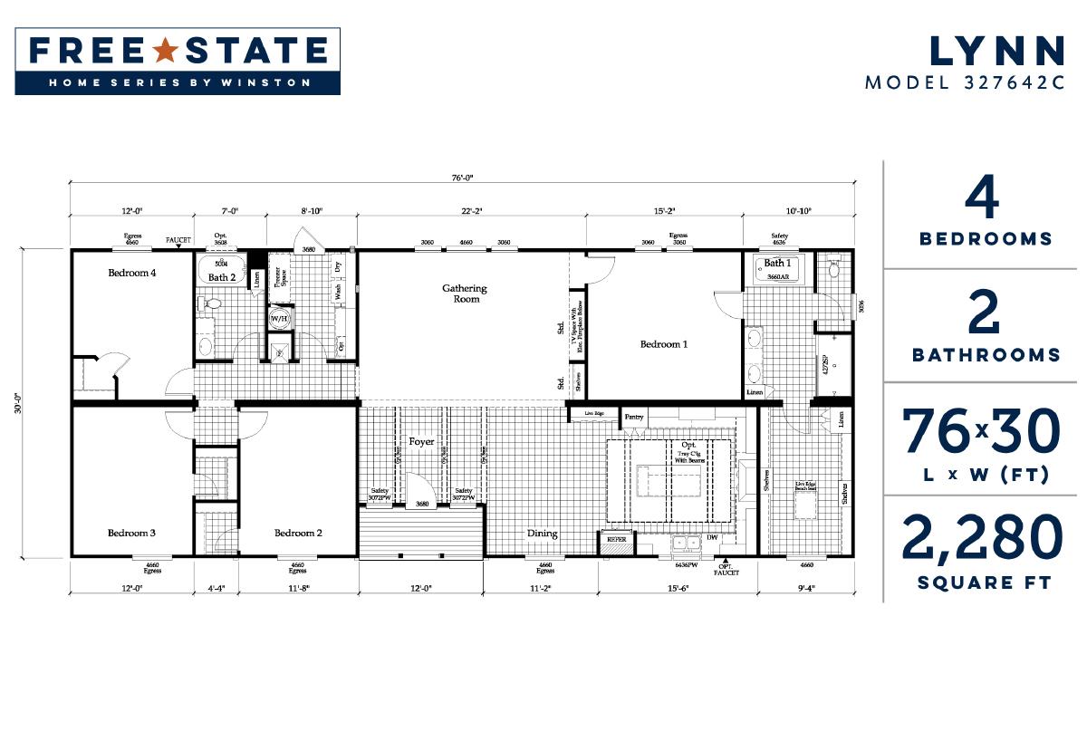Free State - The Lynn 327642C