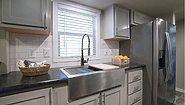 Park Model RV APS 527B MS Kitchen
