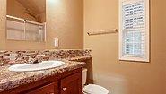 Park Model RV APH 529 Bathroom