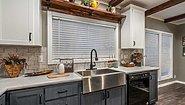 Keystone The Horizon 56 KH30563Z Kitchen