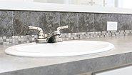 Inspiration Golden West ING681F Eucalyptus Bathroom