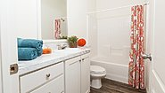 Inspiration Golden West ING361F Dogwood Bathroom