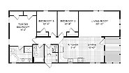 Mansion Sectional The Wyoming 28604 Layout