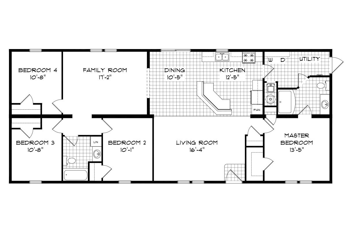 Mansion Sectional - The Nebraska 28681