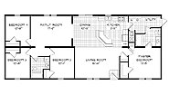 Mansion Sectional The Nebraska 28681 Layout