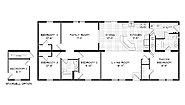 Mansion Elite Modular The Cottonwood Forest 64B06 Layout