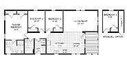 Mansion Elite Modular The Locust Forest 56B18 Layout