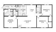 Mansion Elite Sectional The Cedar Creek 5860 Layout