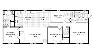 Mansion Elite Sectional The Hocking Creek 5872 Layout