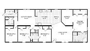 Mansion Elite Sectional The Huron Creek 583281 Layout