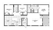Mansion Elite Sectional The Sherwood Creek 5876 Layout