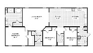 Mansion Elite Sectional The Whispering Creek 583258 Layout