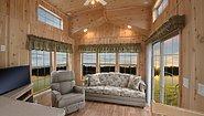 America's Park Cabins Lodge Series 39-3 Interior