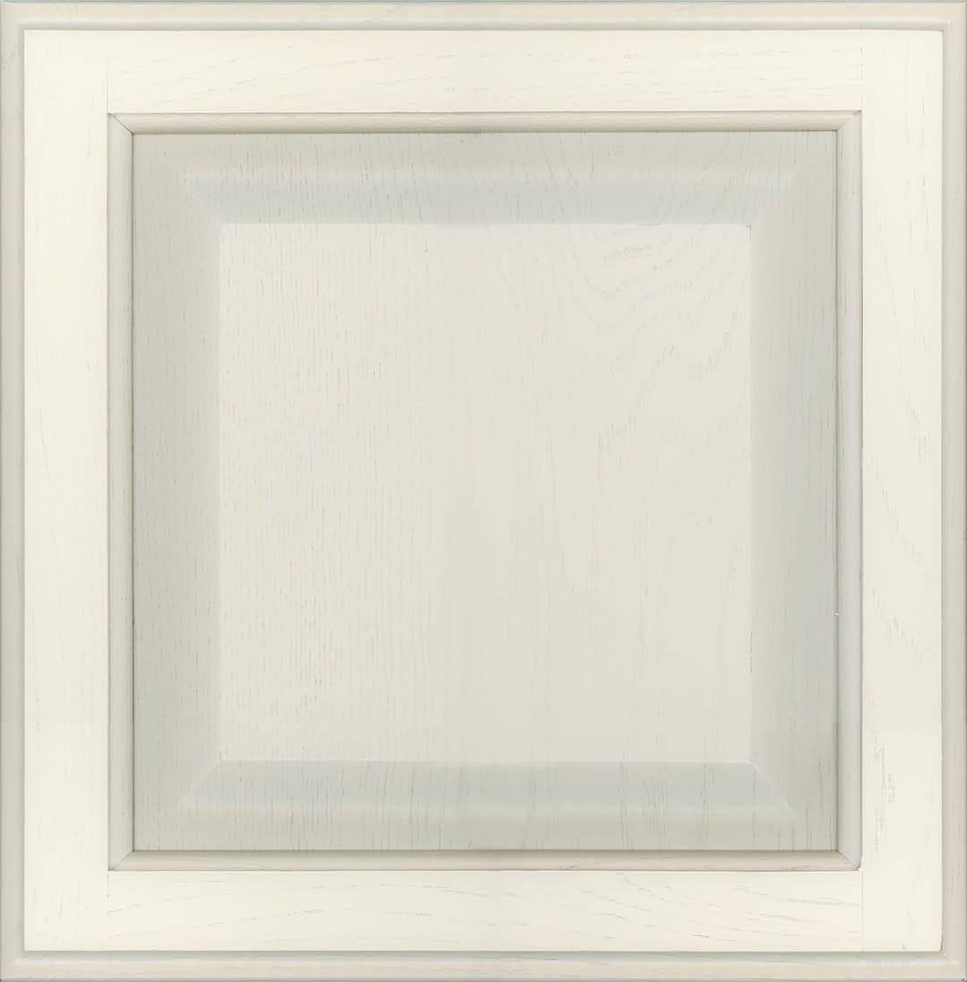 Cabinet Doors - Raised Alabaster