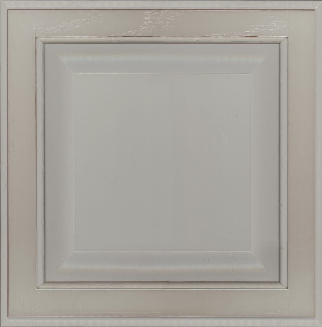 Cabinet Doors - Raised Gray