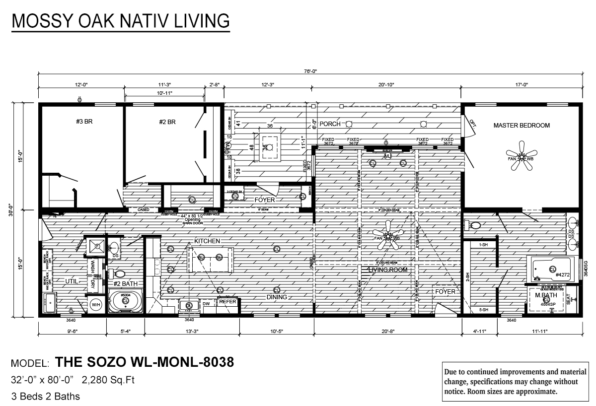The Sozo WL-MONL-8038-floor-plans