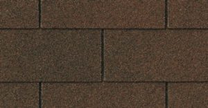 TownHomes Certainteed XT 25 Shingles - Cedar Brown
