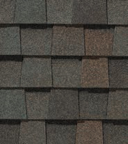 TownHomes Certainteed Architectural Shingles - Timber Blend