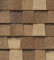TownHomes Certainteed Architectural Shingles - Resawn Shake