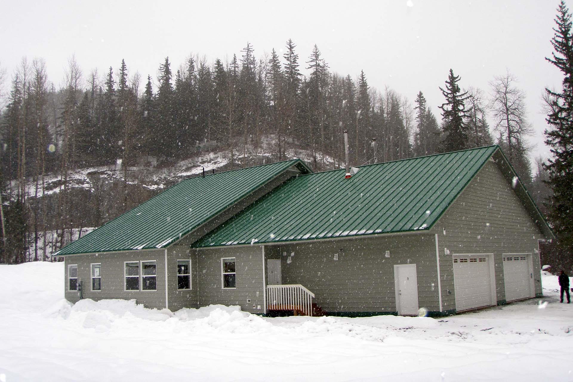 Craftsman Homes - Dalton Cache - Haines, Alaska